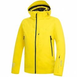 Chaqueta esquí Zero Rh+ Orion Hombre amarillo