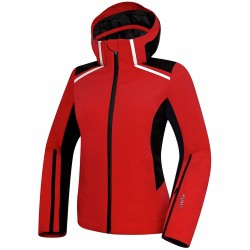 Ski jacket Zero Rh+ Deborah Woman red
