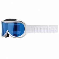 Máscara esquí Zero Rh+ Equipe blanco