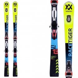 Esquí Volkl Racetiger SL + fijaciones Rmotion 2 12