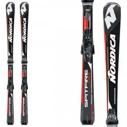 Esquí Nordica Dobermann Spitfire Crx Evo + fijaciones N Adv Pr Evo