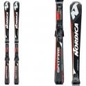 Ski Nordica Dobermann Spitfire Crx Evo + fixations N Adv Pr Evo
