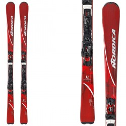 ski Nordica Transfire 75 Ca Evo + bindings N Adv P.R. Evo