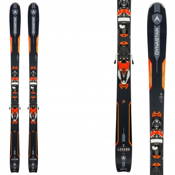 Ski Dynastar Legend X84 + fixations Nx 12 Konect