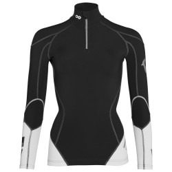 First layer Rossignol Infini Compression Race Woman black