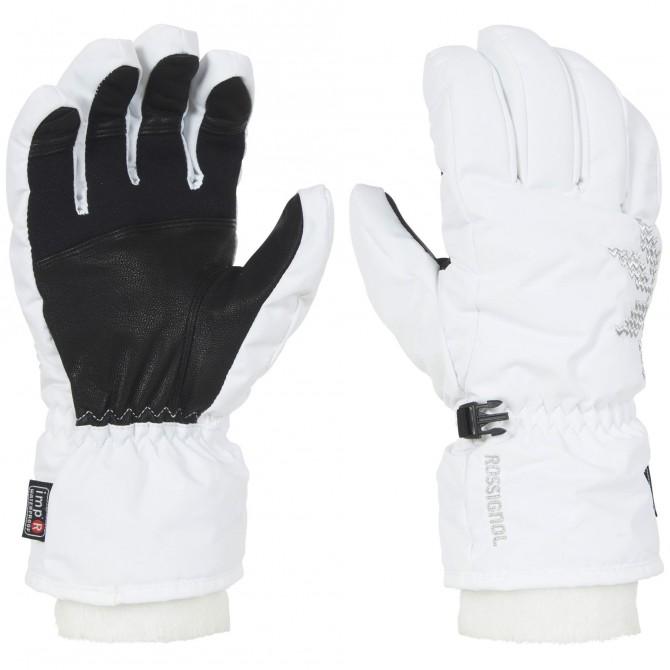 Ski gloves Rossignol Kara Impr Woman