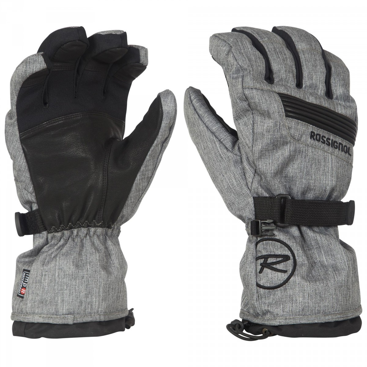 Ski Gloves Rossignol Storm Impr Man Ski And Snowboard Gloves