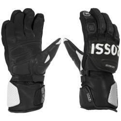 Guantes esquí Rossignol WC Pro Leather Impr Hombre negro