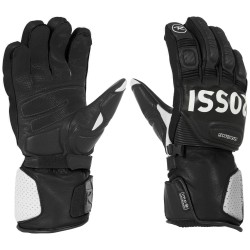 Guanti sci Rossignol WC Pro Leather Impr Uomo nero