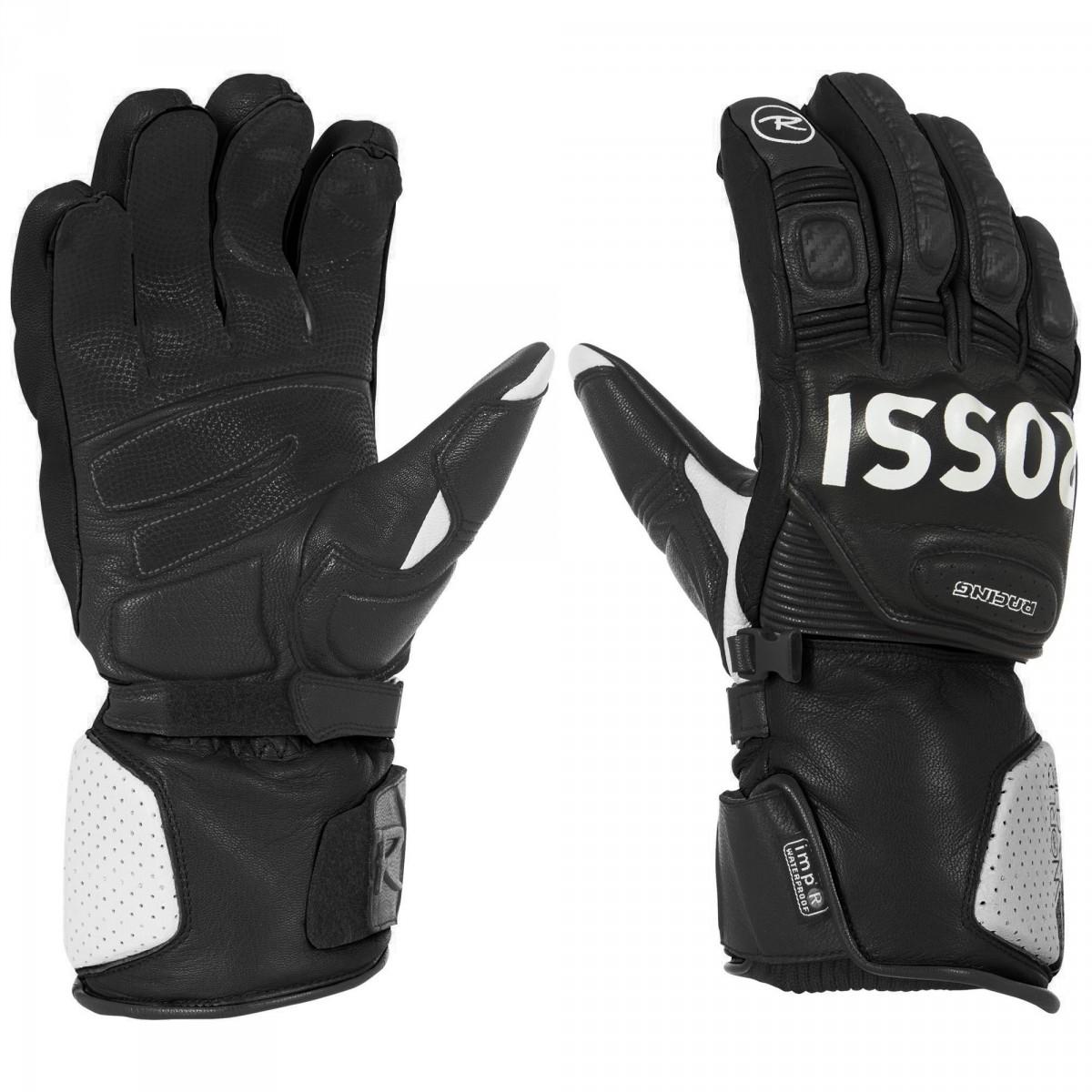 gants ski rossignol wc pro leather impr homme accessoires ski. Black Bedroom Furniture Sets. Home Design Ideas