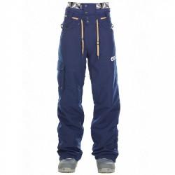 Pantalone sci freeride Picture Under Uomo blu