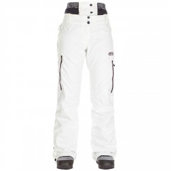 Pantalone sci freeride Picture Ticket Donna bianco