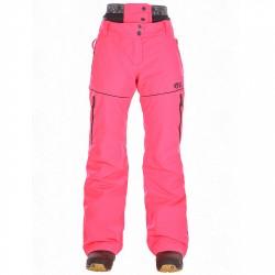 Freeride ski pants Picture Exa Woman fluro pink