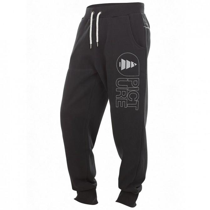 Pantalone felpa Picture Chill Uomo nero