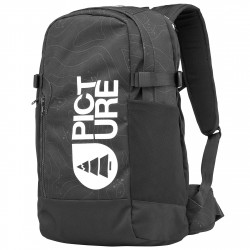 Backpack Picture Logo black