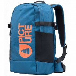 Backpack Picture Logo blue