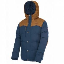 Freeride ski jacket Picture Mc Murray Man blue