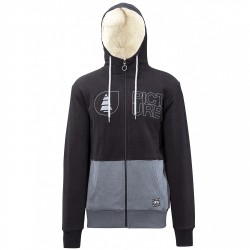 Sweatshirt Picture Basement Plush Man black