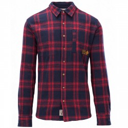 Camisa Picture Colton Hombre rojo