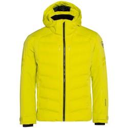 Veste ski Rossignol Depart Homme jaune