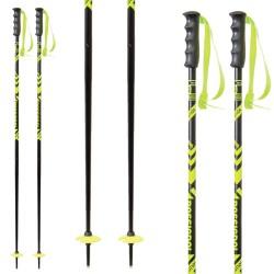 Bâtons ski Rossignol Stove jaune