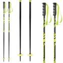 Ski poles Rossignol Stove yellow