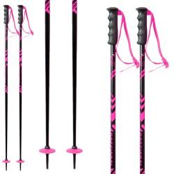 Bastones esquí Rossignol Stove fucsia