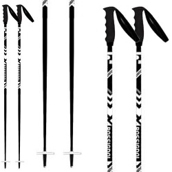 Ski poles Rossignol Stove white