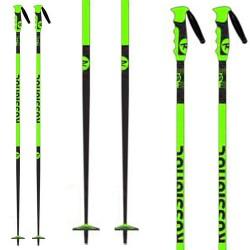 Ski poles Rossignol Stove green-black