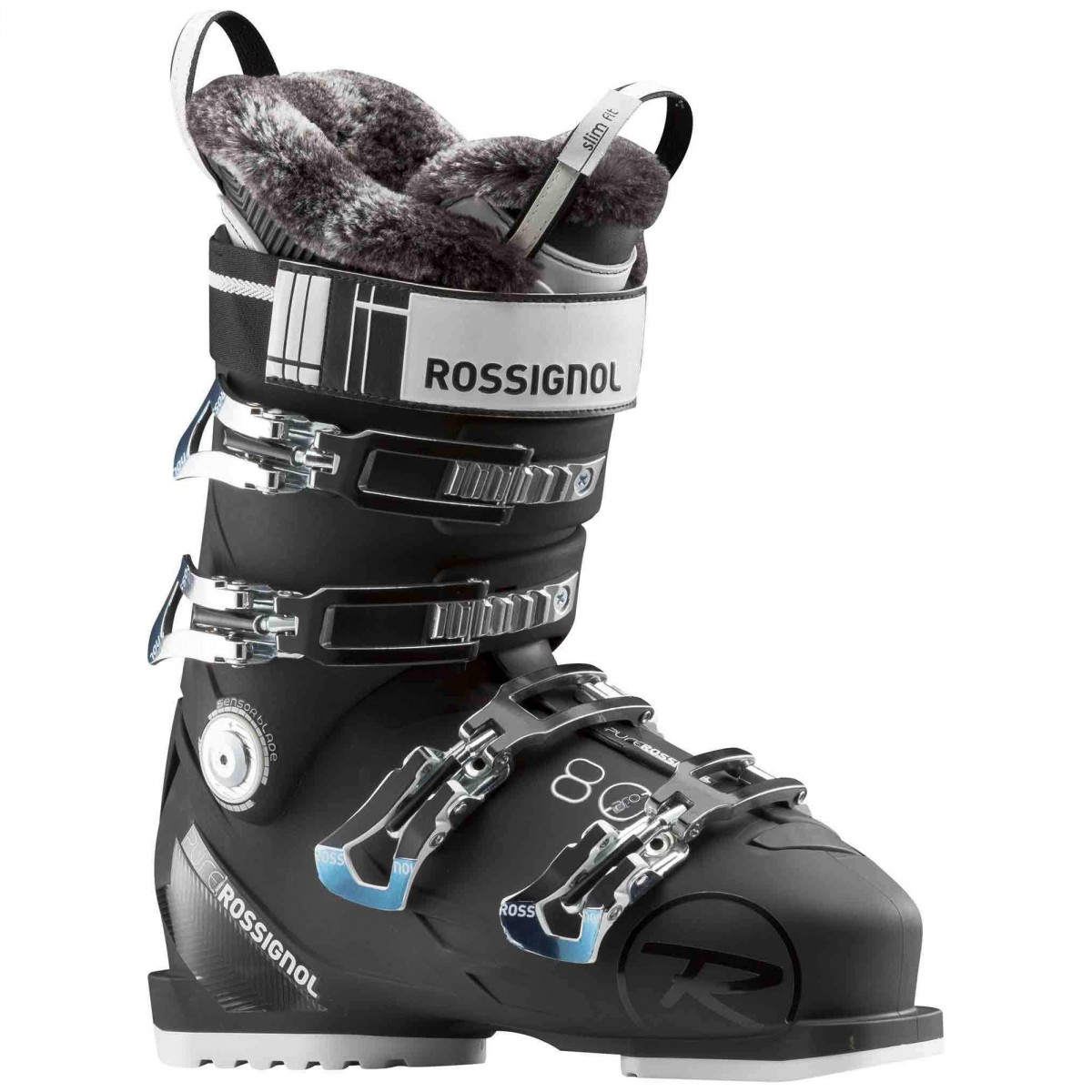 chaussures ski rossignol pure pro 80 chaussures ski femme. Black Bedroom Furniture Sets. Home Design Ideas