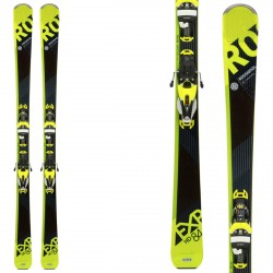 Ski Rossignol Experience 84 Hd (Konect) + fixations Nx12 Konect Dual B90
