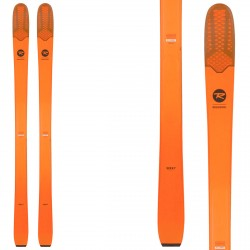 Esquí Rossignol Seek 7 Tour + fijaciones Look Hm 12 D90