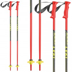 Ski poles Leki Racing kids