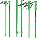 Bâtons ski Leki Rider Junior vert