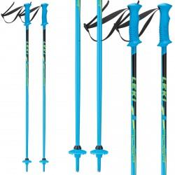 Bastones esquí Leki Rider Junior azul