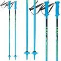 Bâtons ski Leki Rider Junior blue