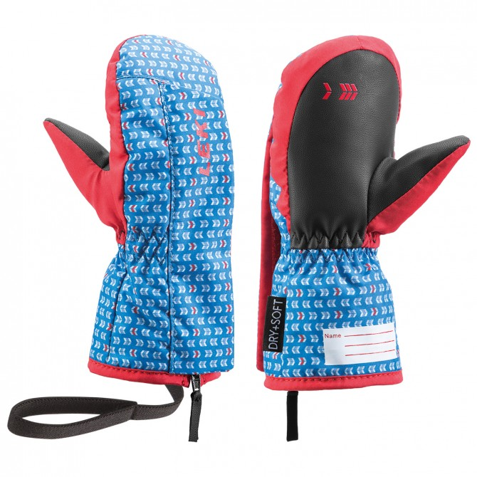 Ski mittens Leki Little Play Zap
