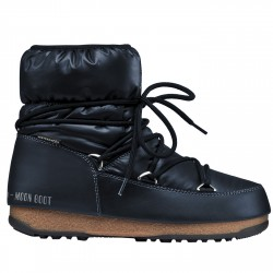 Après-ski Moon Boot W.E. Low Nylon Woman denim
