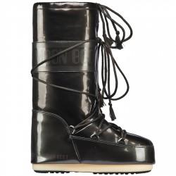 Après-ski Moon Boot Vinile Metallized Woman black