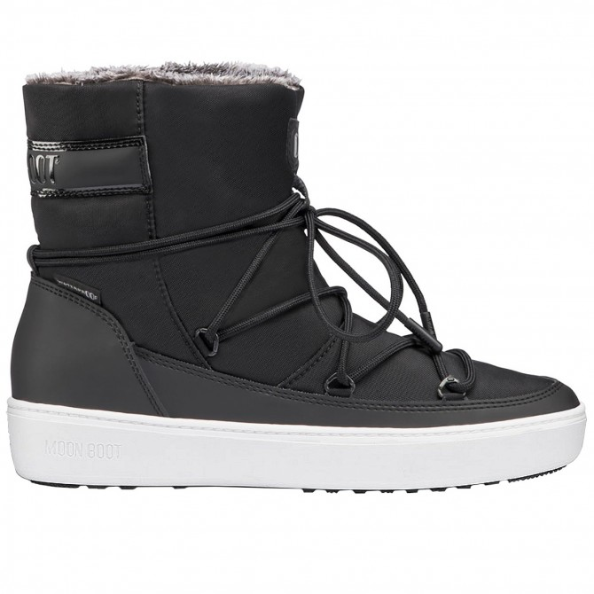 Après-ski Moon Boot Pulse Nylon Plus Wp Woman black