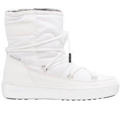 Après-ski Moon Boot Pulse Nylon Plus Wp Femme blanc