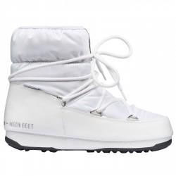 Après-ski Moon Boot W.E. Low Nylon Mujer blanco