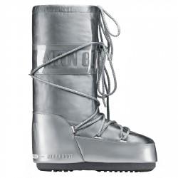 Après-ski Moon Boot Glance Woman silver