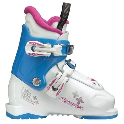 Scarponi sci Nordica Little Belle 2 bianco-viola