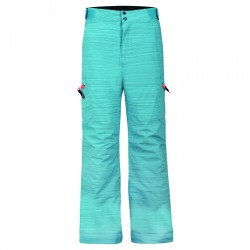 Pantalone sci Dare 2b Spur On Bambina verde acqua