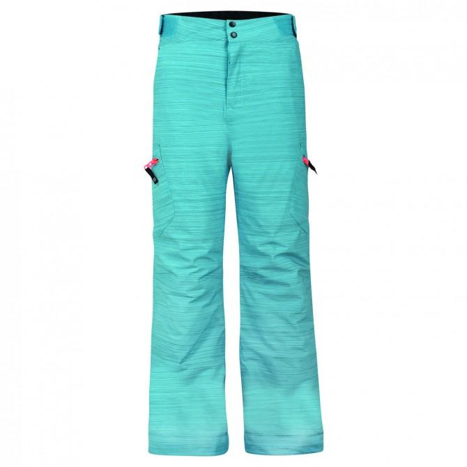 Pantalone sci Dare 2b Spur On Bambina verde acqua