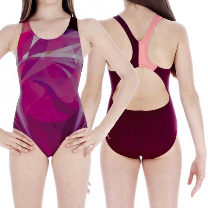 costume intero Speedo Turboforce Girl