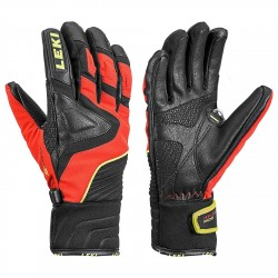 Ski gloves Leki Race Slide S Junior