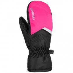Mitones esquí Reusch Bennet R-Tex® XT negro-fucsia