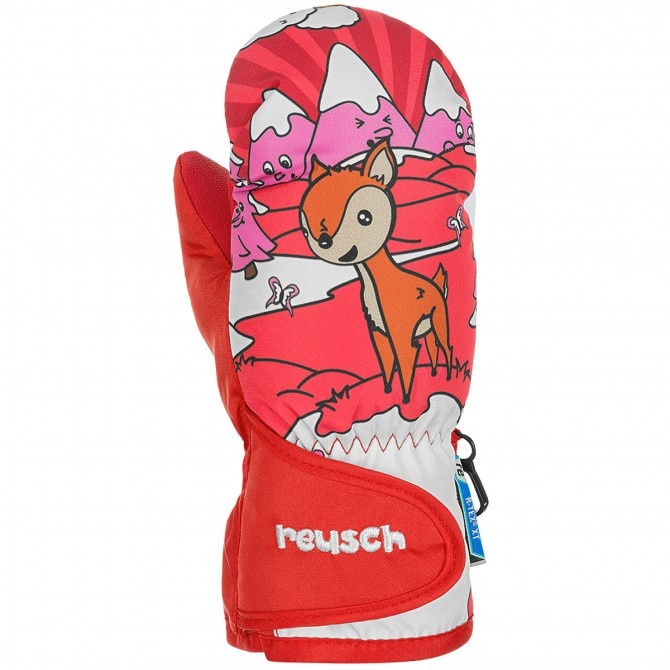 Mitones esquí Reusch Snowy R-Tex® XT rojo